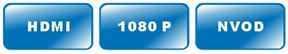 Full-HD DVB-T/T2 ресивер Novel