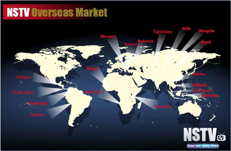 NSTV мировой рынок CAS