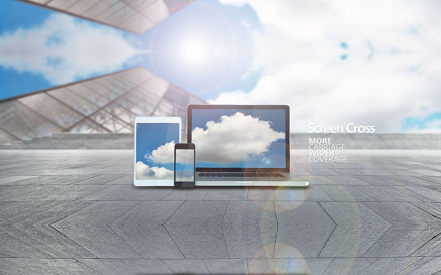 SreenCross инновационные системы многоэкранного вещания